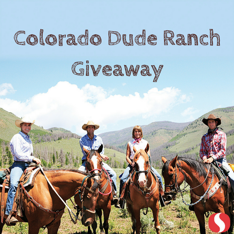 colorado dude ranch giveaway
