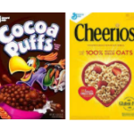 General Mills Cereal Coupons, Only $0.77