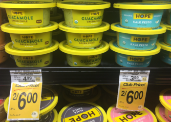 Hope Hummus Deal, Pay as Low as $2.25
