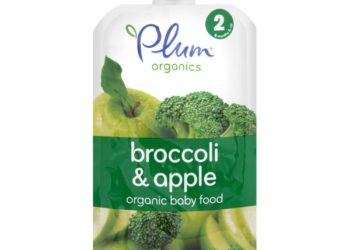 Plum Organics Coupon, Pay $0.50 for Stage 2 Baby Food