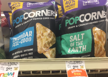 PopCorners Coupon, Pay as Low as $0.99