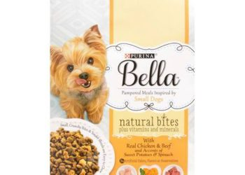 Purina Bella Dog Food Coupon, Only $1.99 for 3 Pounds