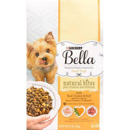 Bella Dog Food Coupon