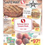 Safeway Sale and Coupon Deals 7/19 – 7/25