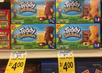 Teddy SoftBakes Deal – Pay as Low as $0.40