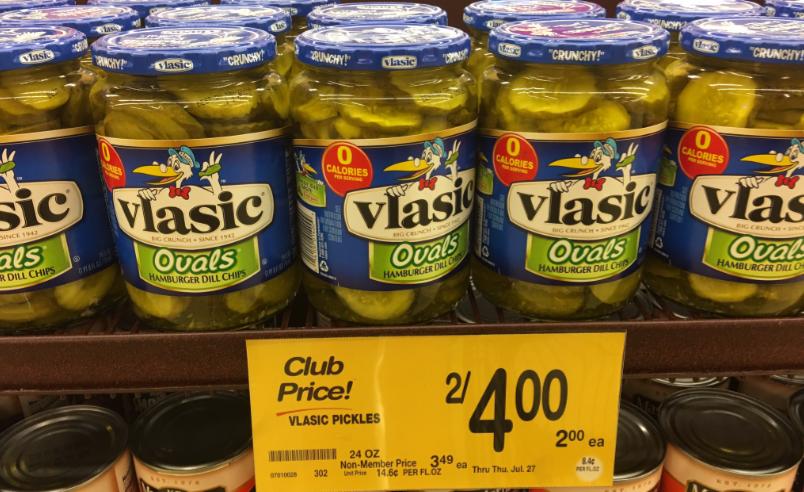 Vlasic Pickles Coupon