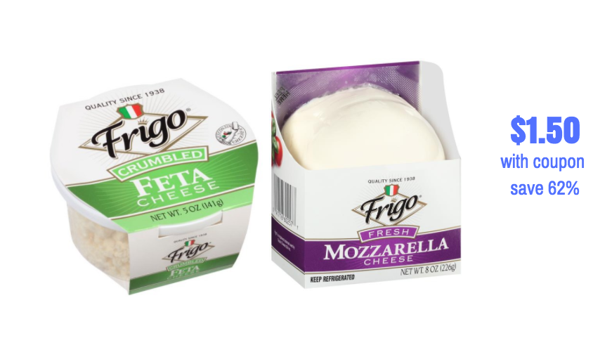 new frigo cheese coupon pay just for frigo feta or mozzarella super safeway. Black Bedroom Furniture Sets. Home Design Ideas