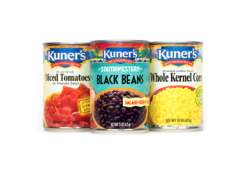 Free Kuner's Canned Tomatoes, Veggies and Beans With Coupon at Safeway
