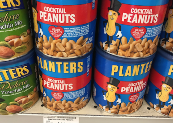 New Planters Peanuts Sale and Coupon at Safeway – Save 50% on Cocktail Peanuts