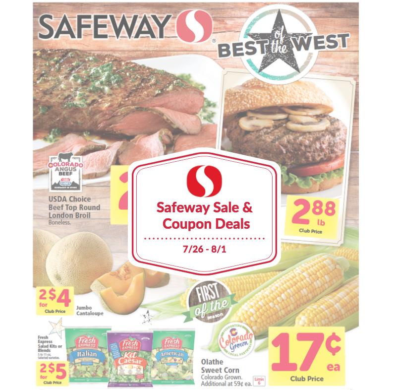 safeway coupon matchups 7:26