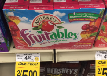 Apple & Eve Fruitables For as Low as $1.50