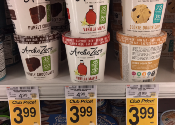 Arctic Zero Coupon – Pay as Low as $1.74 on a Pint
