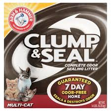 Arm & Hammer Litter Coupon, Pay $4.99 for Clump & Seal and Clumping Litter