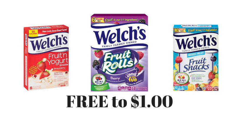 Welch's Fruit Rolls