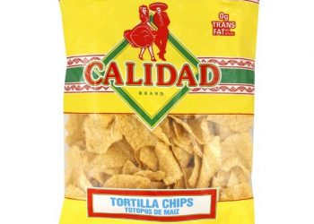 Calidad Tortilla Chips for $0.99