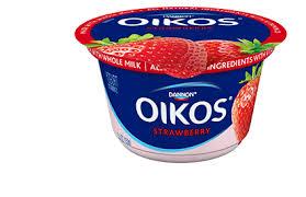 FREE Dannon Oikos Yogurt