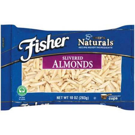 Fisher Chef's Naturals Almonds