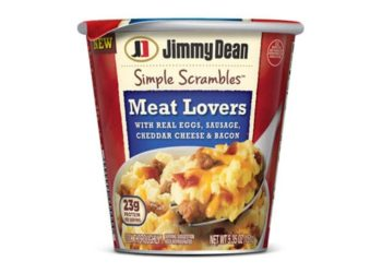 Jimmy Dean Breakfast Scramble Cups for $1.50 – Save 50%