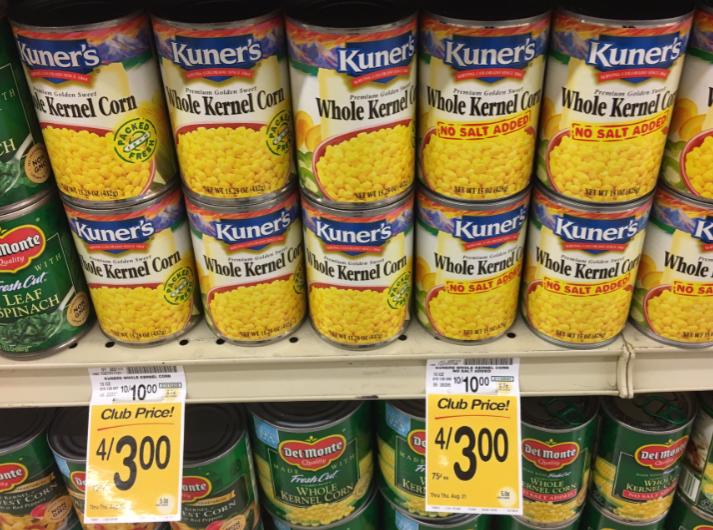 Kuner's Coupon
