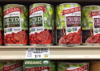 Muir Glen Coupon, Only $0.79 for Organic Tomatoes