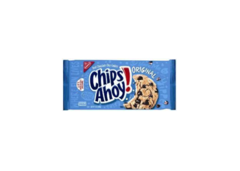 Chips Ahoy Cookies for $1.49