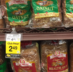 NEW Oroweat Coupon, Only $1.49 for Bread