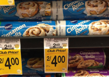 NEW Pillsbury Coupon, Pay $1.50 for Crescent Products or Cinnamon Rolls