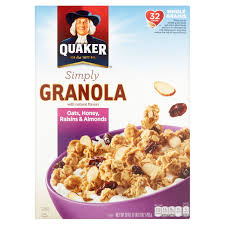 NEW Quaker Cereal Coupon, Pay as Low as $0.88