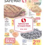 Safeway Sale and Coupon Deals 8/16 – 8/22
