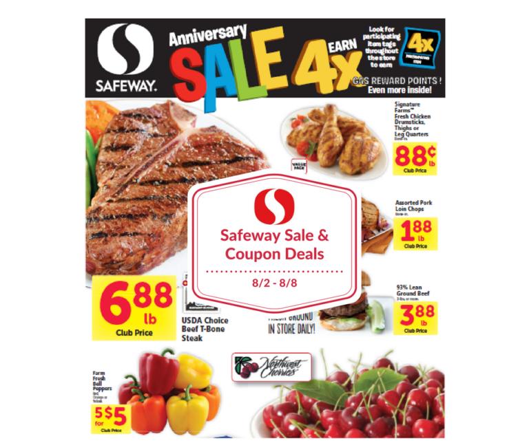 Safeway Sale