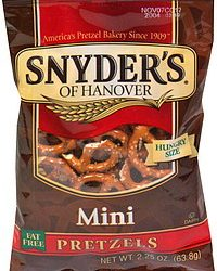 Snyder's Coupon Deal – Pay as Low as $0.88