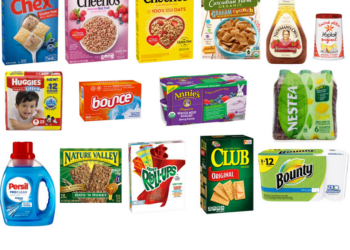 100 New August Printable Coupons