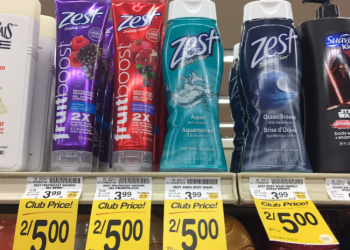 Zest Coupon, Only $1.50