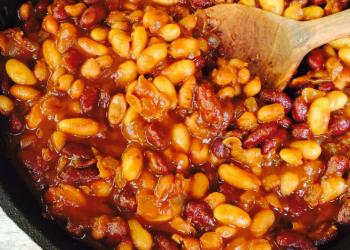 Sweet & Smokey BBQ Beans
