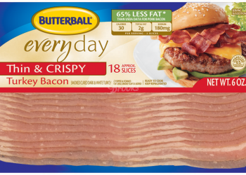 FREE Butterball Turkey Bacon at Safeway