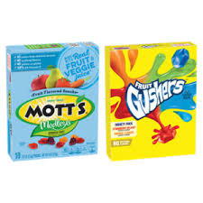 Betty Crocker Fruit Snacks for $1.49