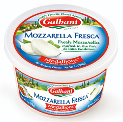 Galbani Coupon, Only $1.99 for Mozzarella Balls or Bocconcini Cups