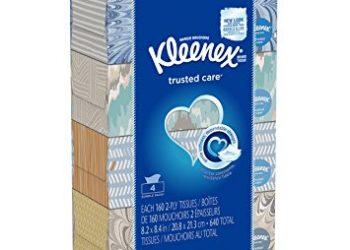 Kleenex for $0.75 a Box