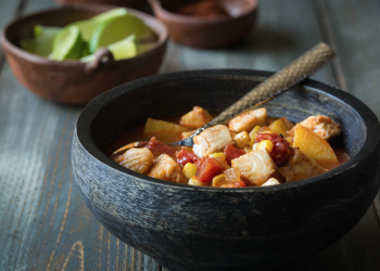 Mexican Rockfish Stew