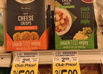 Mrs. Cubbisons Cheese Crisps Coupon and Tortilla Strips Coupon – Pay Just $1.50 at Safeway