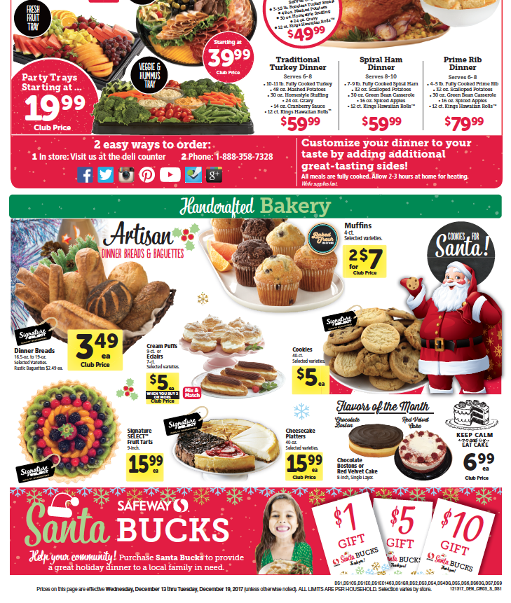 Safeway Ad Preview