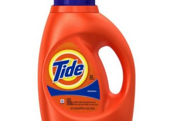 Tide Coupons, Pay as Low as $2.99