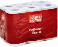 Value Corner Coupon, Only $2.99 for Paper Towels and Toilet Paper