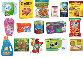 125 New Printable Coupons for September