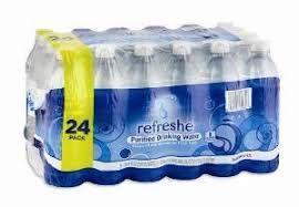 refreshe Water Coupon, Only $1.88 for a 24 Pack – $0.08 a Bottle