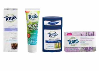 New Tom's of Maine Coupons and 25% Off Sale = Great deals at Safeway