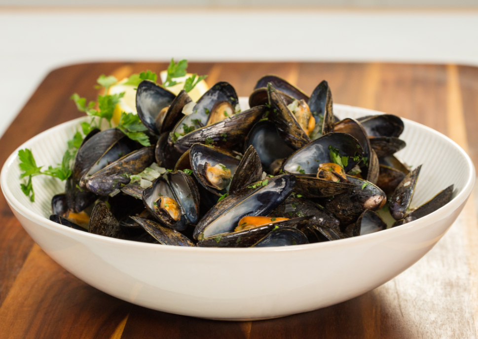wine_steamed_mussels
