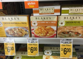 Blake's Coupon, Only $2.00 for a Meal