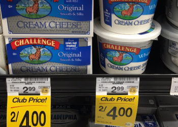 Challenge Cream Cheese Coupon Deal – Pay as Low as $0.75