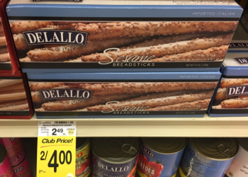 DeLallo Coupon – $0.25 for Lentils, $0.75 Tomato Puree, $0.75 Breadsticks, and More